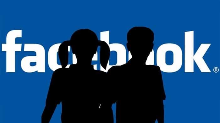 facebook e i minori