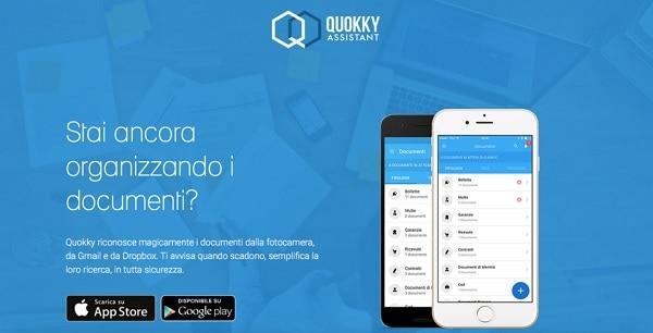 quokky app per IOS