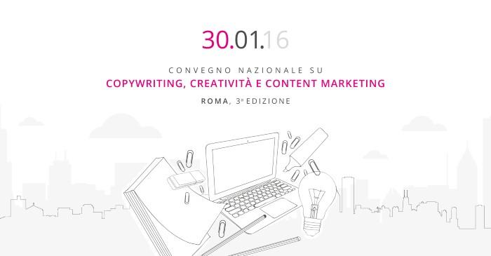 convegno copywriting roma 2016
