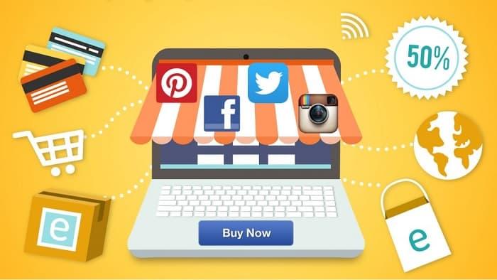 ecommerce e social network