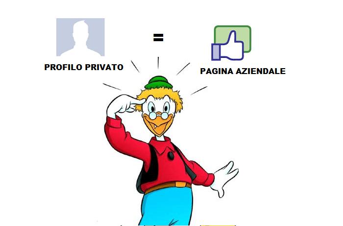 Fan Page Social Network