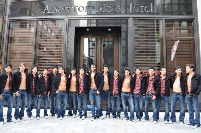 Abercrombie and Fitch neuroni specchio