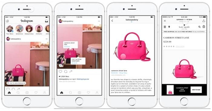 comprare su instagram
