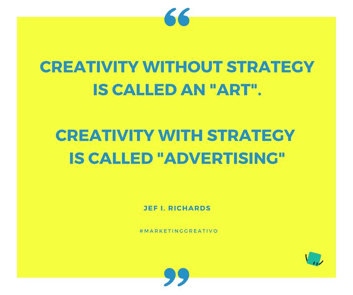 Creatività nel marketing