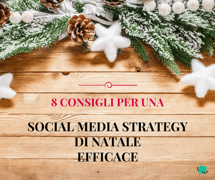Social media strategy di Natale