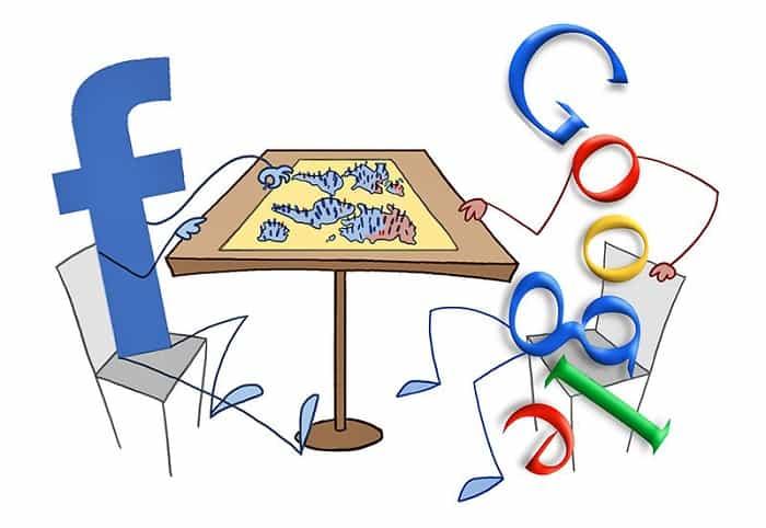 Facebook e Google provvedimenti post-verità